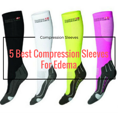 Edema Compression Sleeves