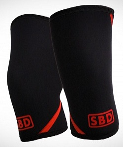 sbd apparel knee sleeves