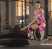 Rehband 7751W Rx Women's Knee Sleeve Review