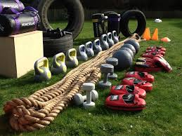Bootcamp equipment
