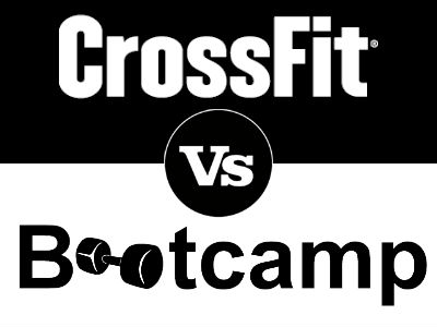 Crossfit vs Bootcamp