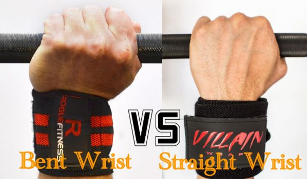 Straight vs Bent Wrist