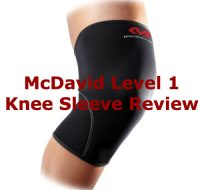 McDavid 5mm Knee Sleeve Review