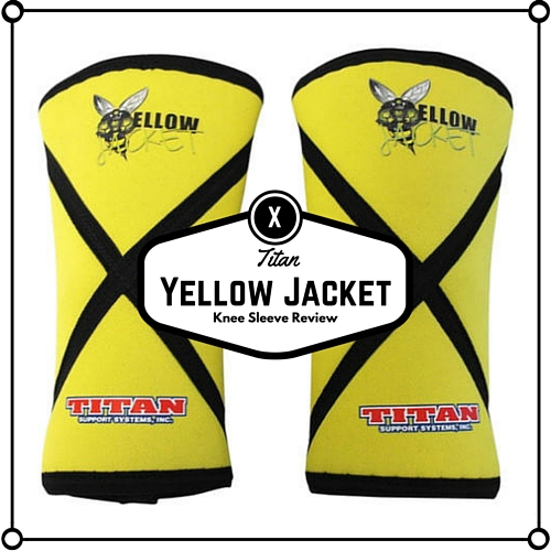 Titan Yellow Jacket Sleeve Review Featured Image
