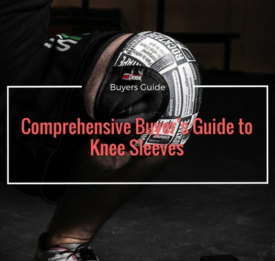 Comprehensive Buyer's Guide to Knee Sleeves- Featured