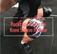 2017 Rocktape Assassin Knee Sleeve 7mm and 5mm Review