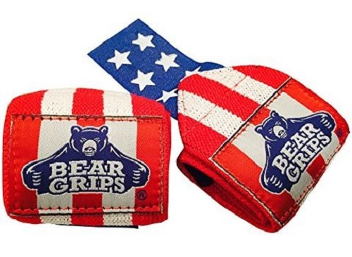 Bear Grips - 5 of the Best Weightlifting Wrist Wraps