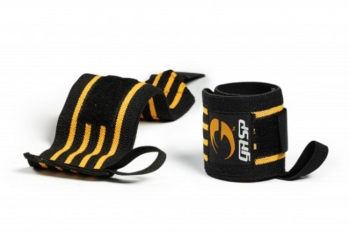 GASP Hardcore Wrist Wraps - 5 of the Best Weightlifting Wrist Wraps