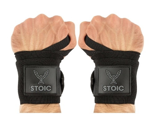 Stoic Wrist Wraps - 5 of the Best Weightlifting Wrist Wraps