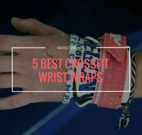 5 Best Crossfit Wrist Wraps