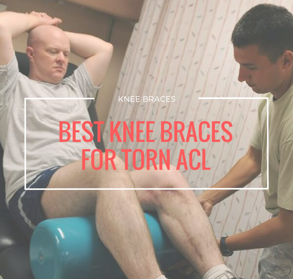 5 of the Best Knee Braces for Torn ACL