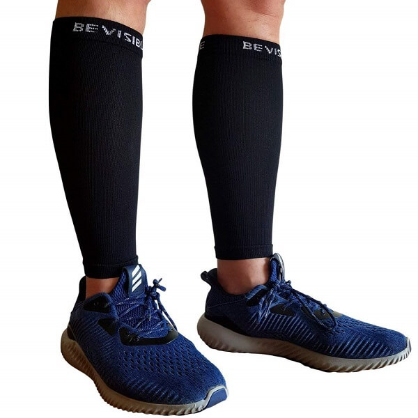 Calf Compression Sleeves from BeVisible Sports