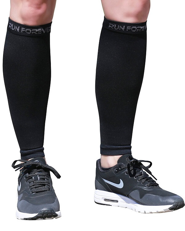 Calf Compression Sleeve from Run Forever Sports