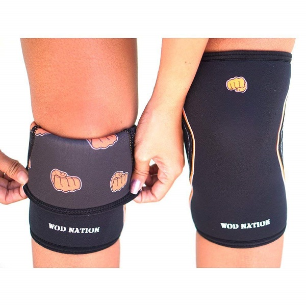WOD Nation Knee Sleeves Review